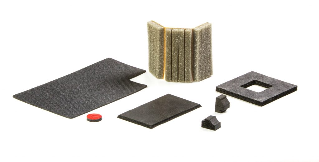 Die Cut Rubber Seals and Gaskets